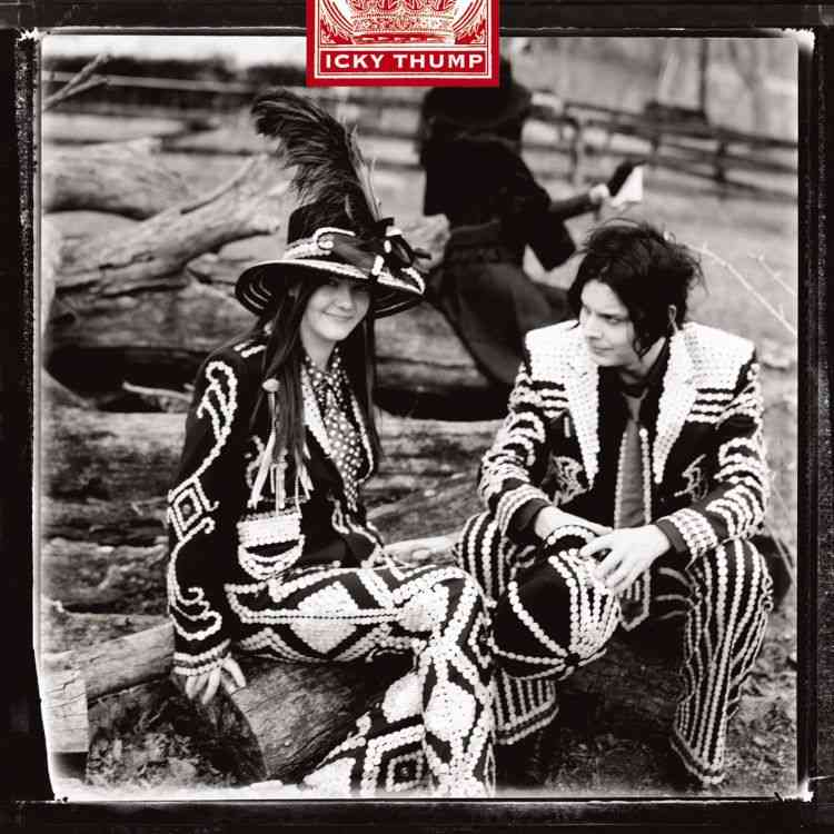 ICKY THUMP BY WHITE STRIPES (CD)
